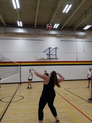 Ladies Volleyball Pic 4